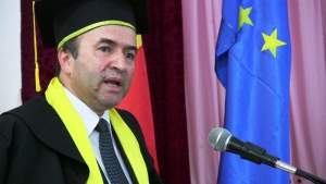 "Tudorel Toader, ""Doctor Honoris Causa"" al Universității din Craiova"