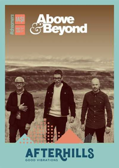 Un nou headliner confirmat la AFTERHILLS 2018: ABOVE & BEYOND