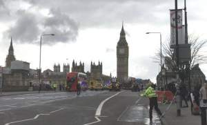 UPDATE. Teroare la Londra: Incidente teroriste la Parlament și pe Podul Westminster