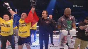 Cătălin Moroșanu, victorie magnifică la Glory Super Fight (VIDEO)