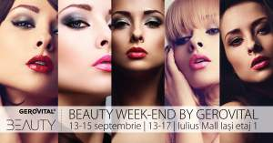 SESIUNI DE BEAUTY, ÎN WEEKEND, LA IULIUS MALL